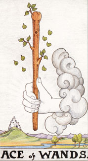 Ace-of-Wands