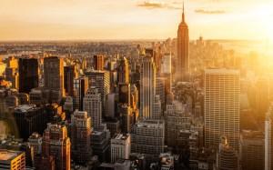 2014-New-York-USA-Manhattan-City-Morning-1